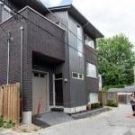 Vancouver Laneway Apartments