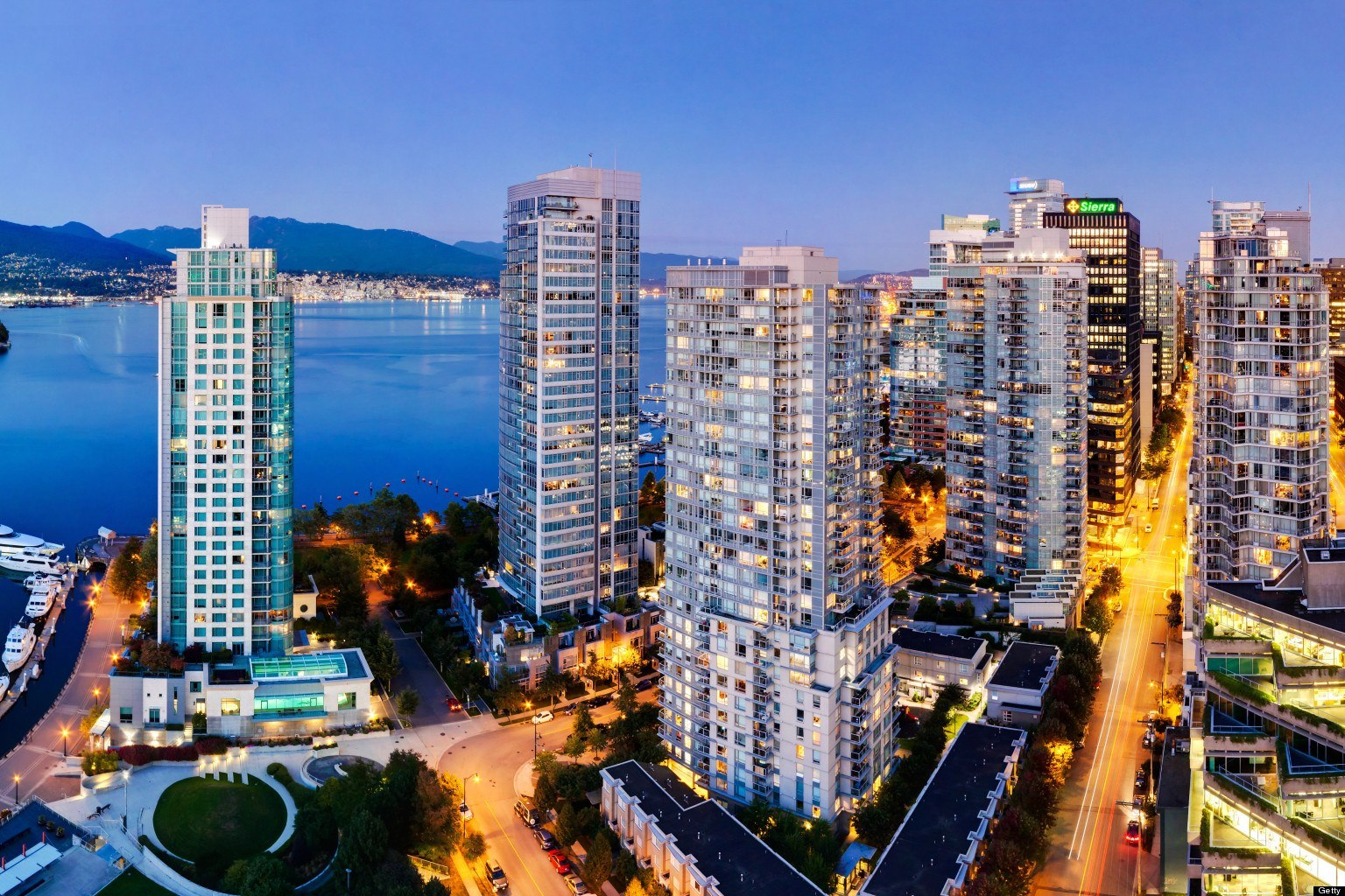 Coal Harbour Condos For sale