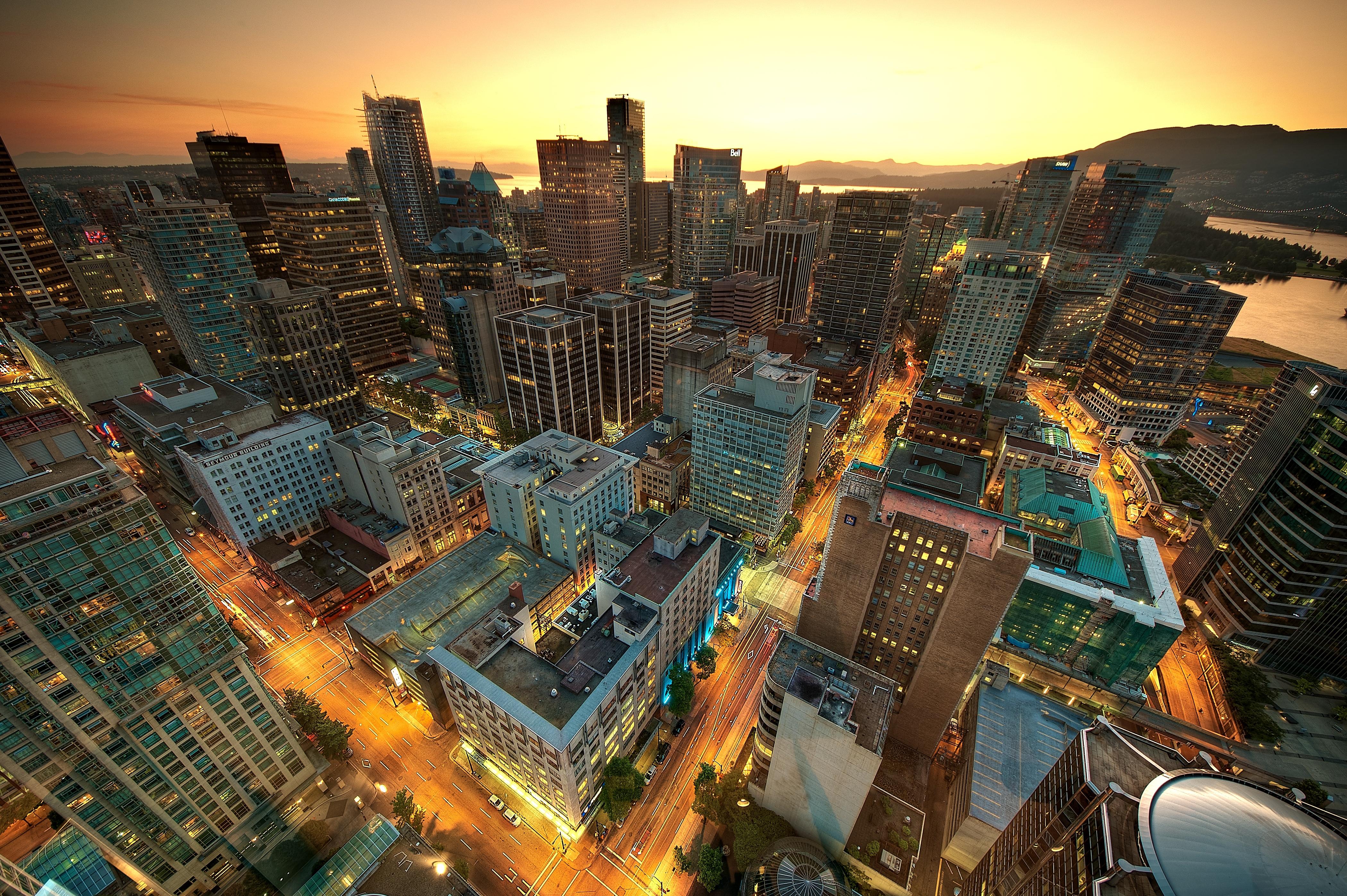 Downtown Vancouver condo