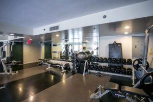 501 Pacific street Gym