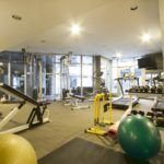 1001 Homer Street gym