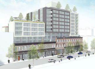 33 West Cordova renderings