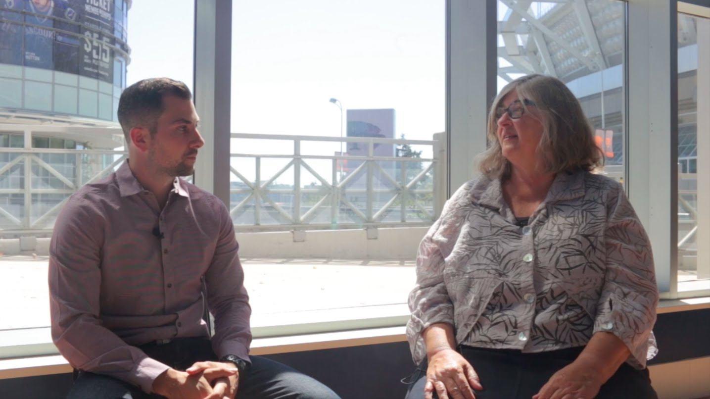 Steve Saretsky interviews Frances Bula