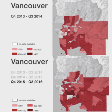 high ratio mortgages Vancouver