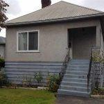 Vancouver detached sale