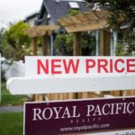 Vancouver detached price change