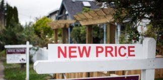 Vancouver detached price change