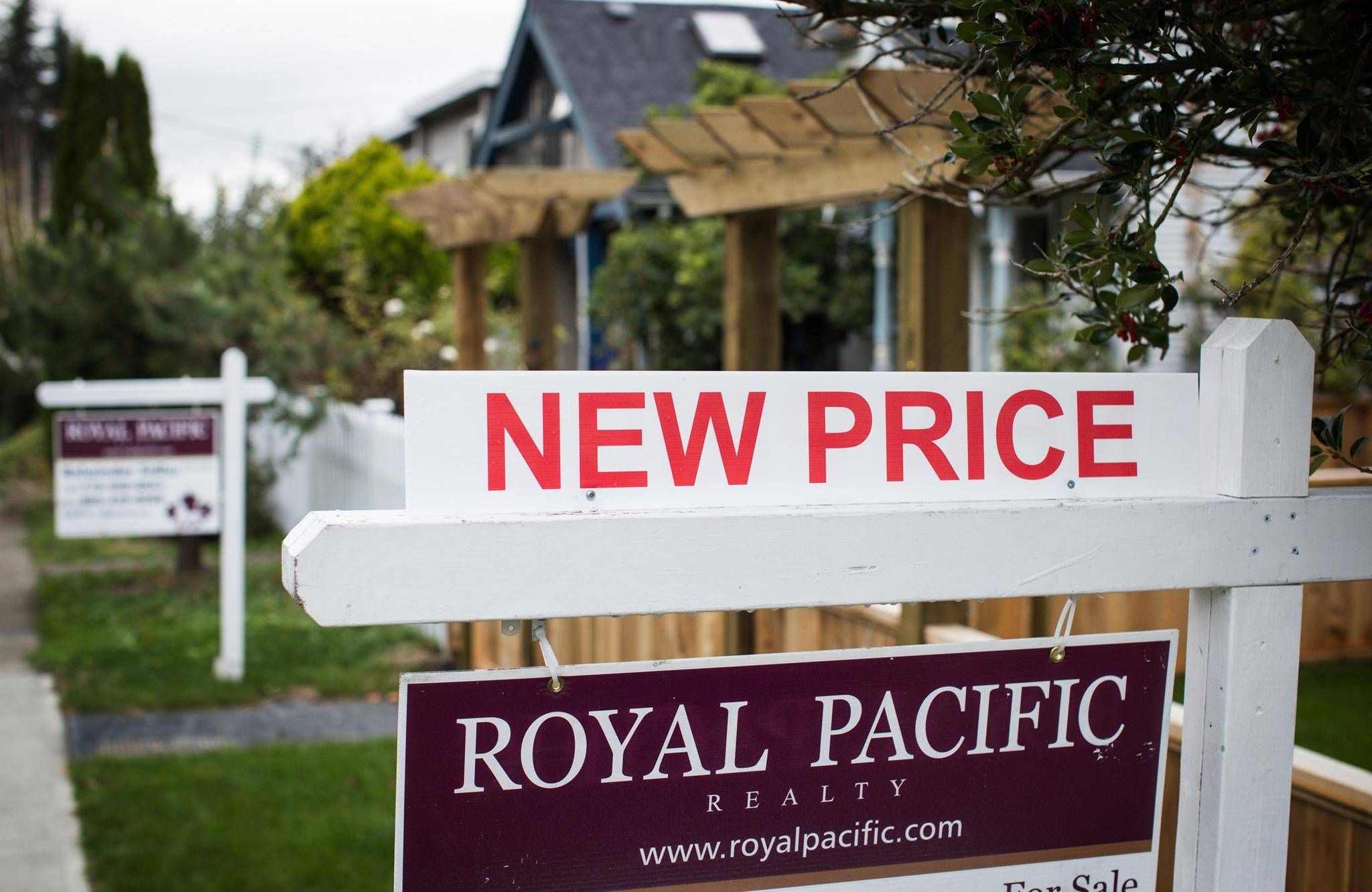 Vancouver house sales September
