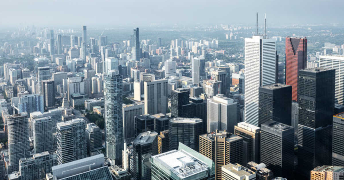 commercial real estate in Canada