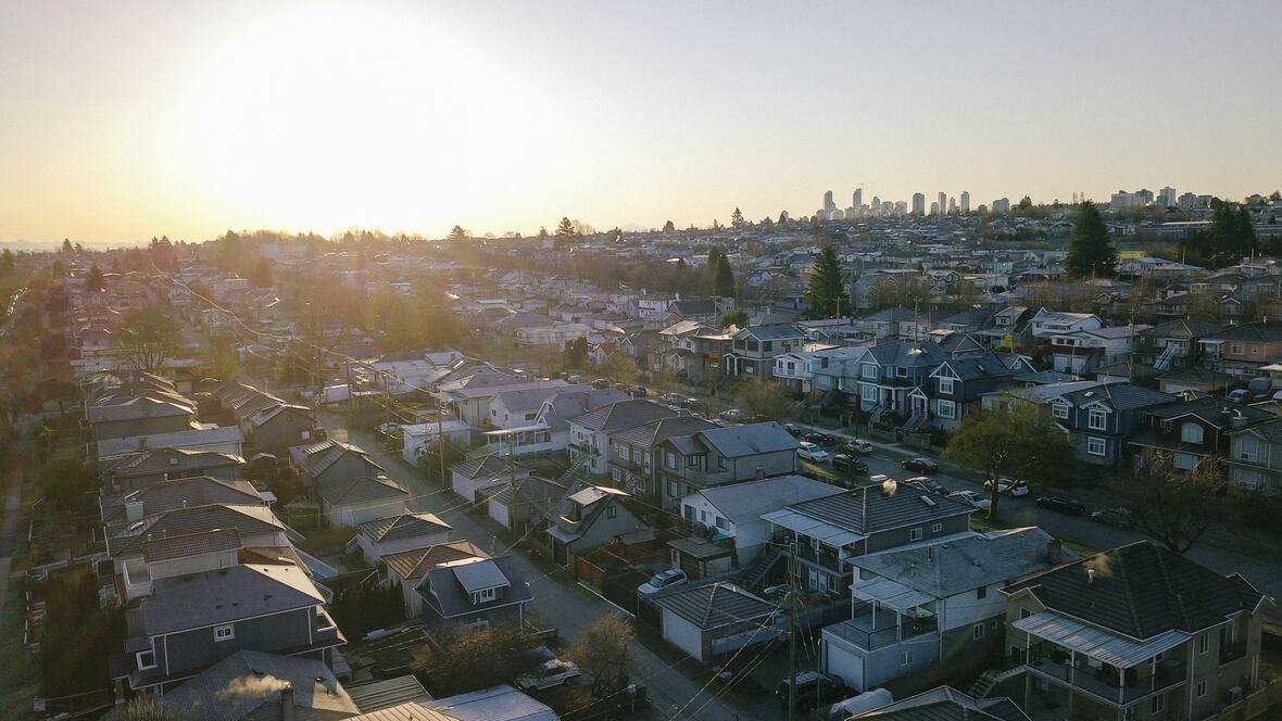 Vancouver single family housing starts